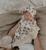 VINTAGE FLORAL ~ Organic Cotton Wrap