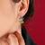Winter Garden Earrings - 01703