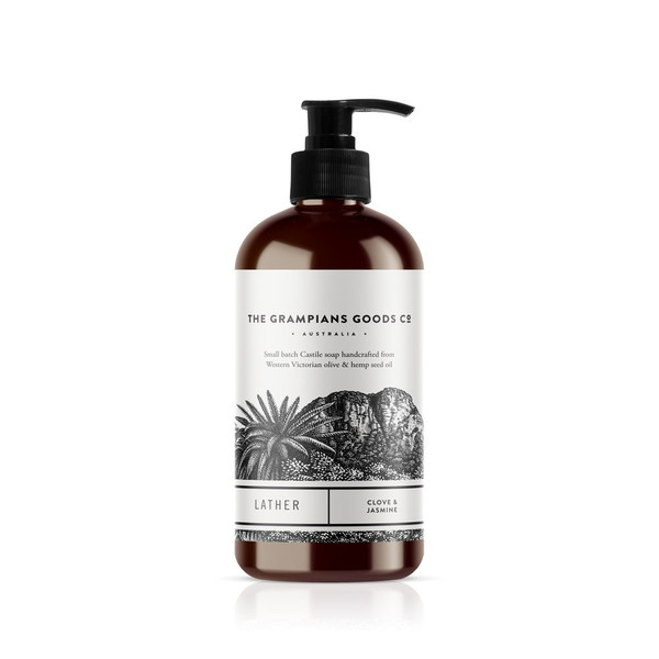 Grampians Grown Luxe Lather 200ml