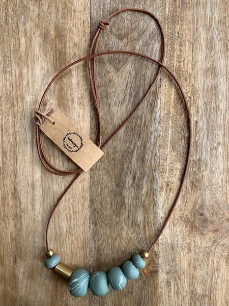 Sage Beads