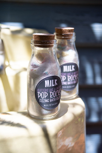 Milk Pop Rocks
