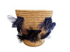 BlackFringes Basket - Small