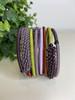 Telephne Wire blended Bracelet  - Vintage Mauve