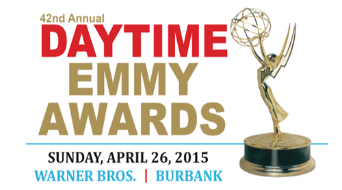 Eve & Nico Crafts & Home Decor At The 42nd Annual Daytime Emmy Awards