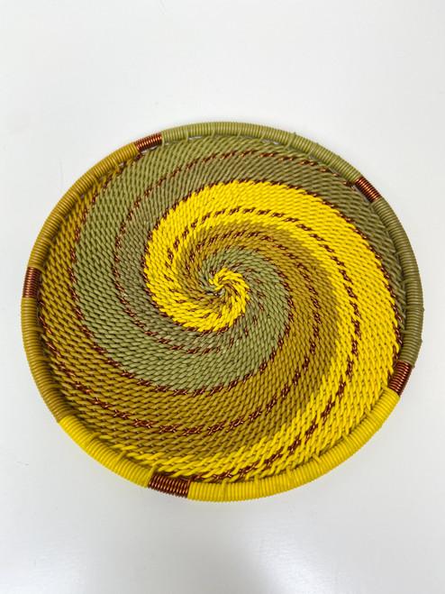 Telephone Wire Coaster - African Grassveld