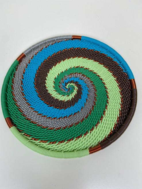 Telephone Wire Coaster - African Fern