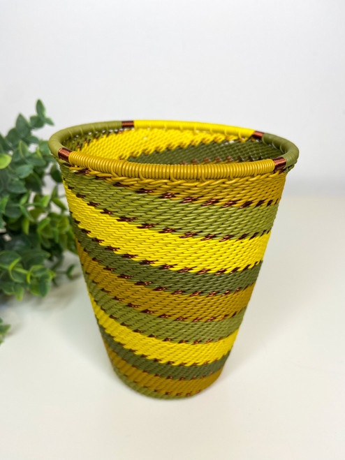 Telephone Wire Cup -  African Grassveld