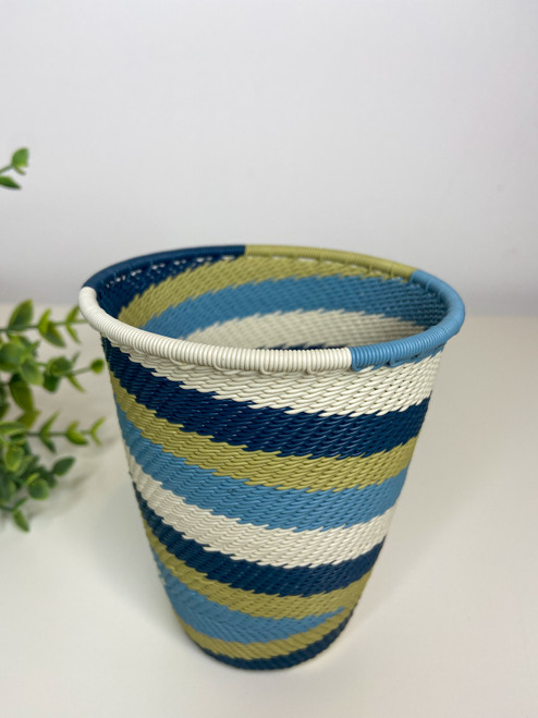 Telephone Wire Cup- Moonstone