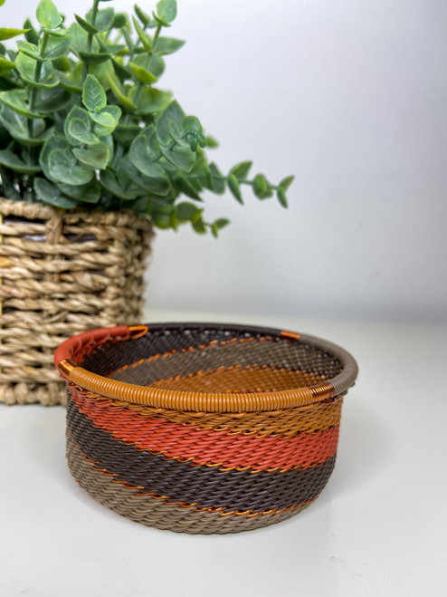 Telephone wire Tuna Tin - African Clay