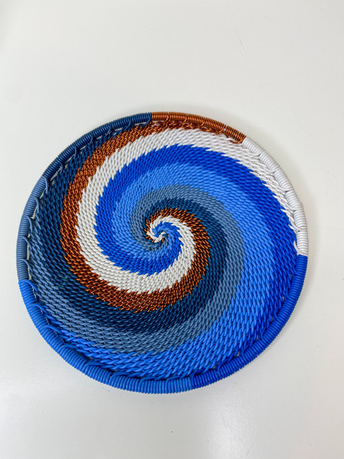 Telephone Wire Coaster - African Sky