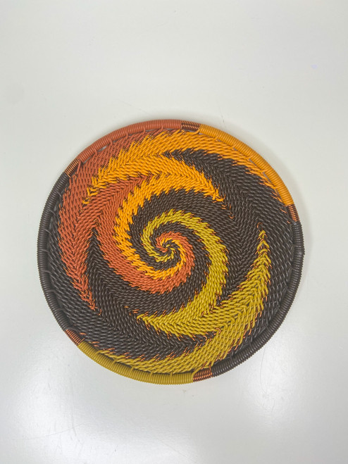 Telephone Wire Coaster - African Earth