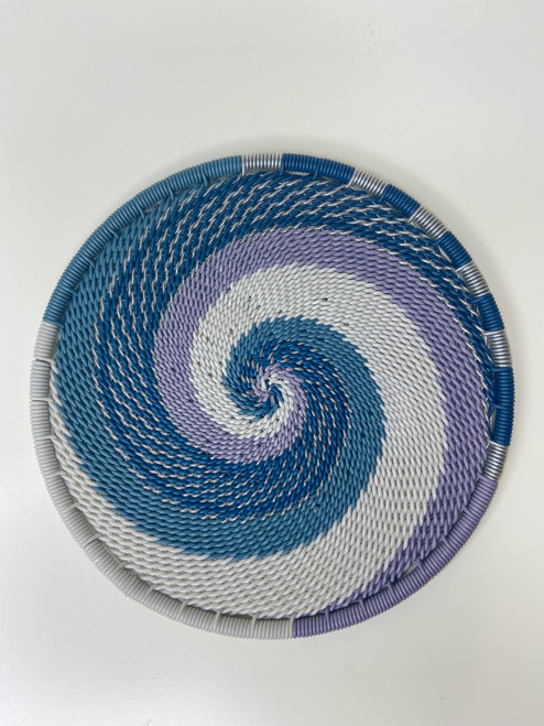 Telephone Wire Coaster - African Winter