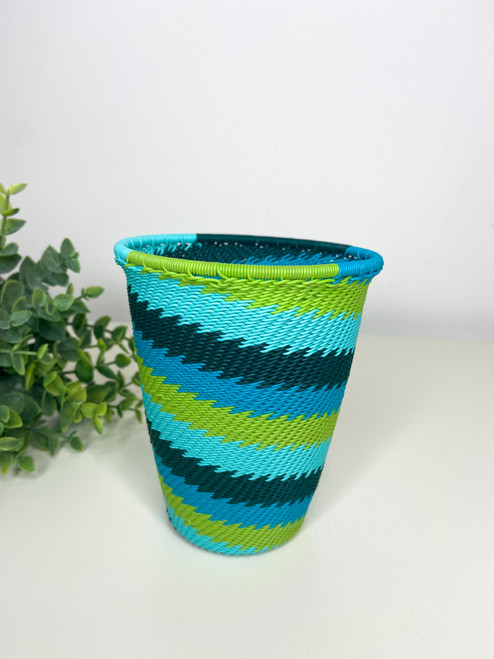 Telephone Wire Cup- African Spring