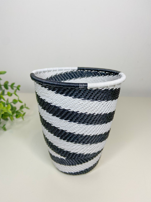 Telephone Wire Cup -  African Eclipse
