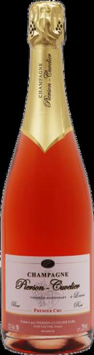 image of Pierson-Cuvelier Rosé wine bottle