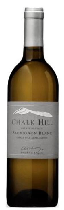 image of chalk hill sauvignon blanc wine bottle