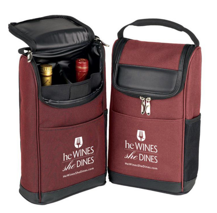image of wine carrying case