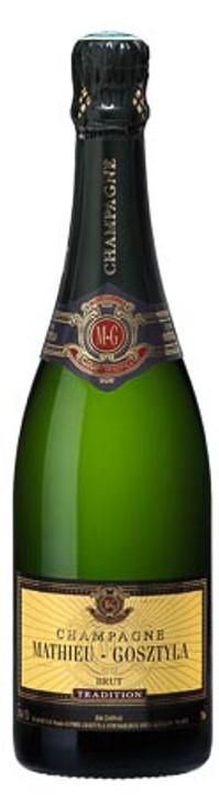 image of Mathieu-Gosztyla Brut Tradition Magnum bottle