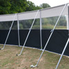 Kampa Pro Windbreak 5 Panel - new close to the floor design