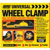 "Universal Wheel Clamp 13"" - 17"""