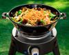 Cadac Safari Chef 2 LP BBQ - Use the Lid as a Wok