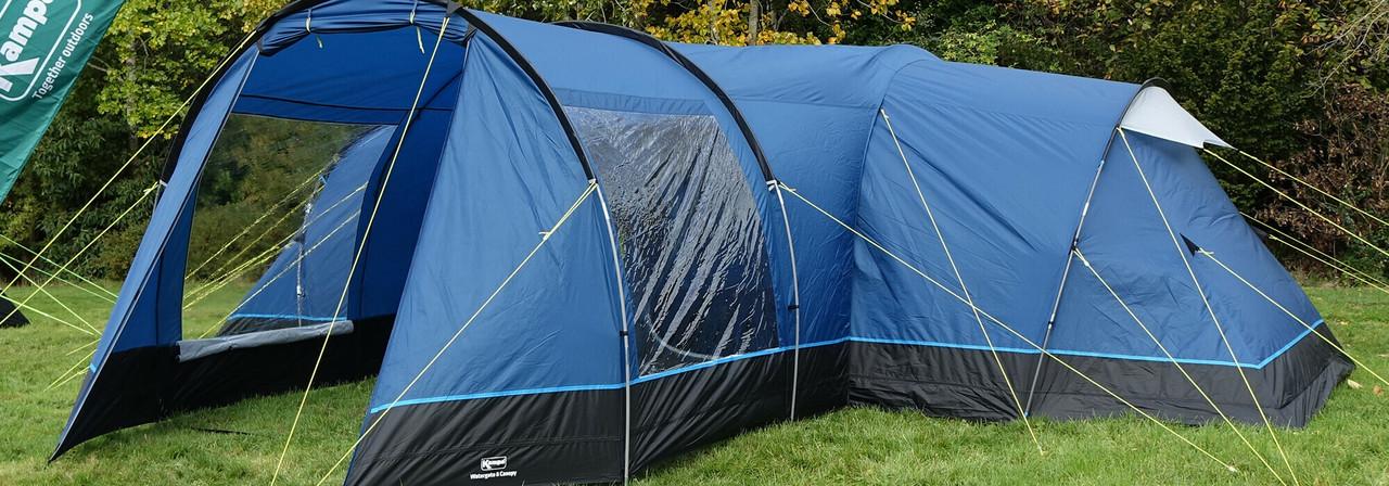 Poled Tents