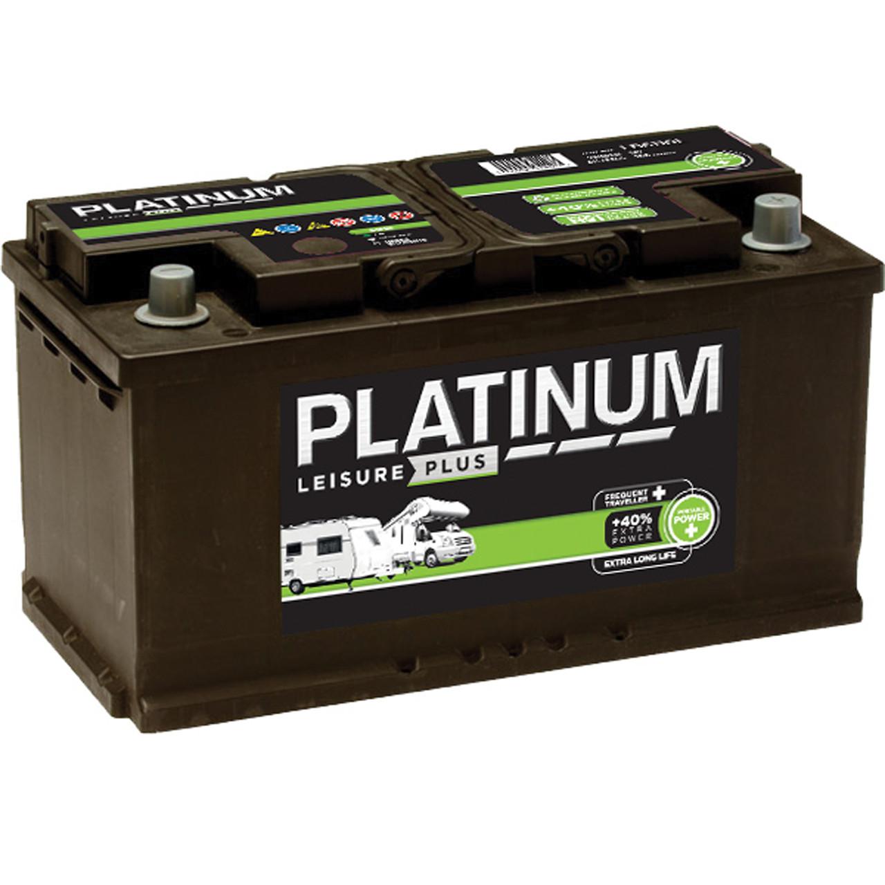 Platinum Leisure Battery Low 110Amp