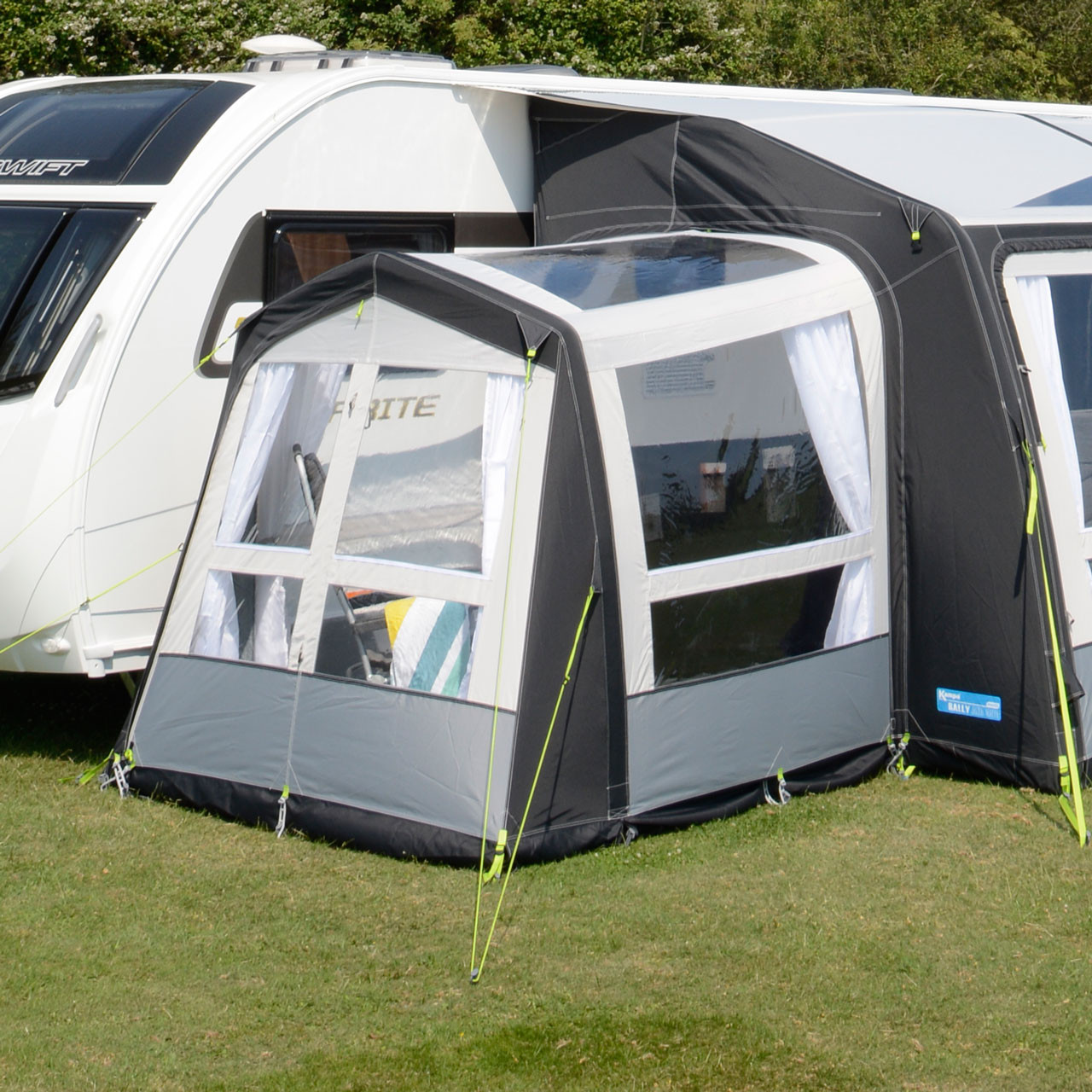 Kampa Air Pro Conservatory Awning Annexe