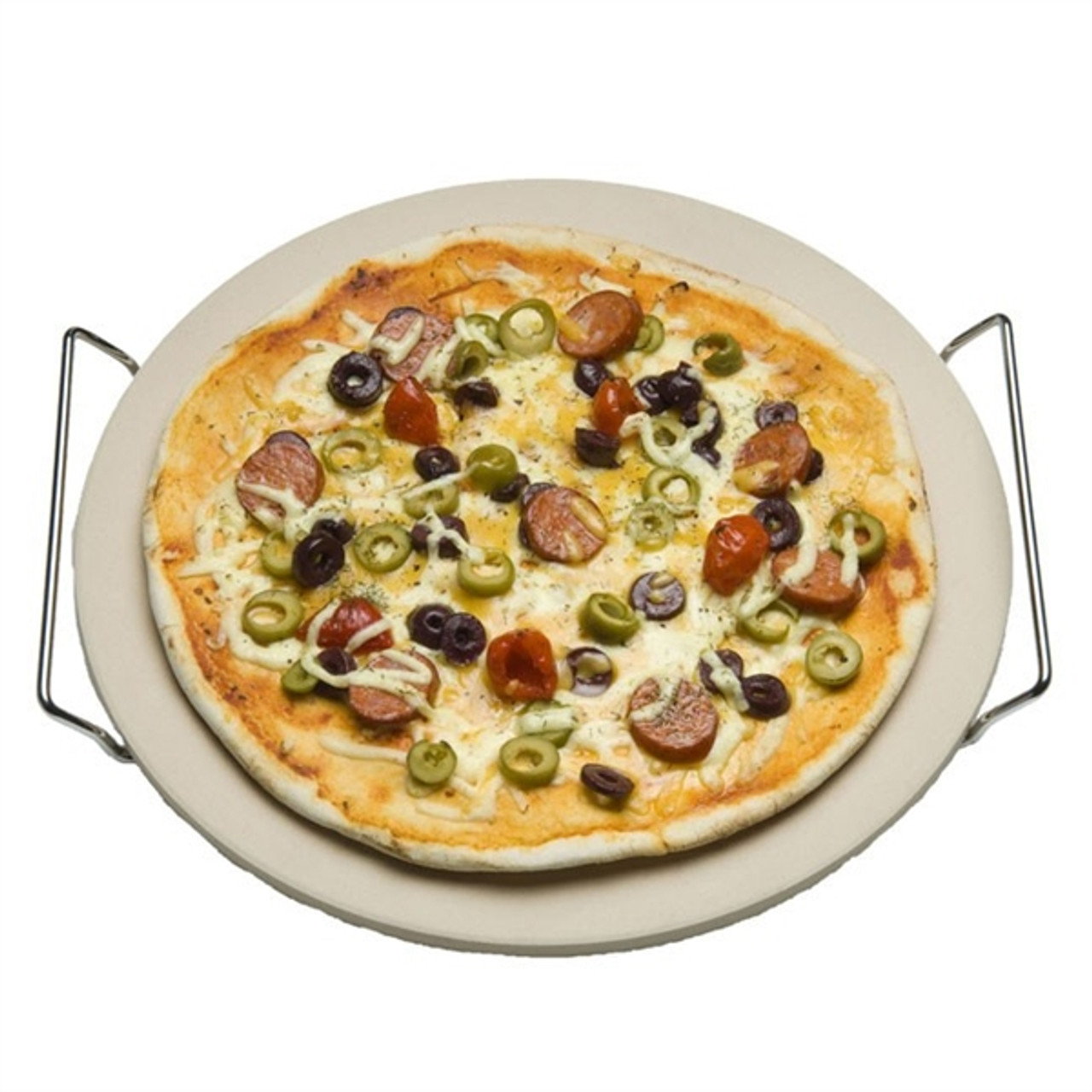 Cadac Carri Chef Deluxe.Cadac 42cm Pizza Stone From Camperite Leisure Order Now