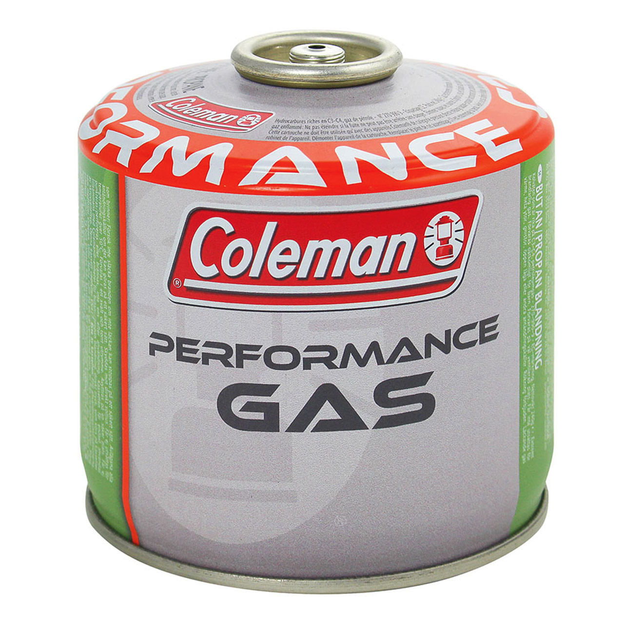 Coleman C300 Performance gas cartridge from Camperite Leisure