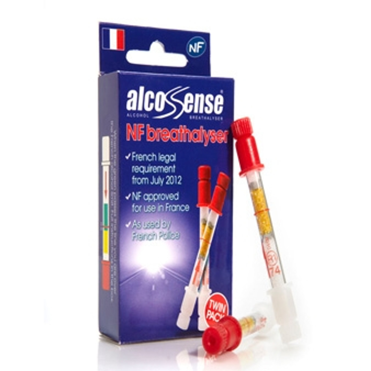 Alcosense French NF Breathalysers