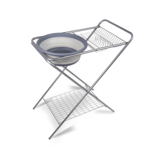Washing Up Stand with Bowl