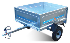 Maypole 1682 Medium Trailer