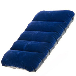Standard Inflatable Flock Pillow