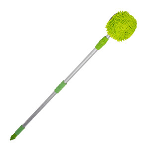 Kampa Microfibre Telescopic Flow-Through Brush