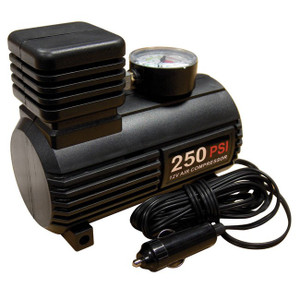 Streetwize Air Compressor 220 Psi (12 Volt)