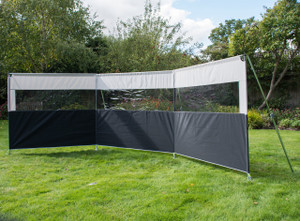 Kampa Pro Windbreak 3 Panel - 2018 Model