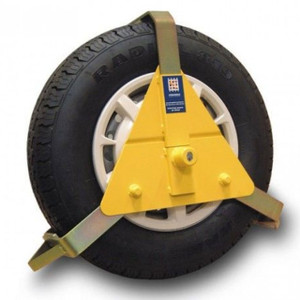 "Stronghold 10""-14"" Triangular Wheel Clamp"