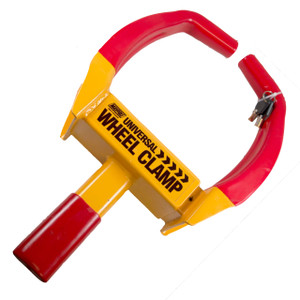 Claw Wheel Clamp