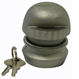 Insertable Hitch Coupling Lock