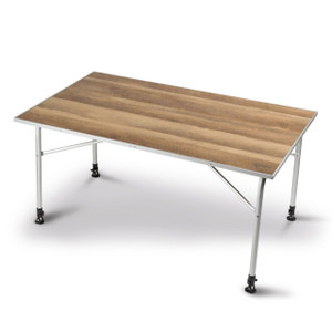 Kampa Zero Light Oak Large Table
