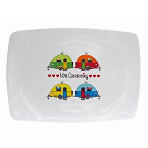 Love Caravanning Platter