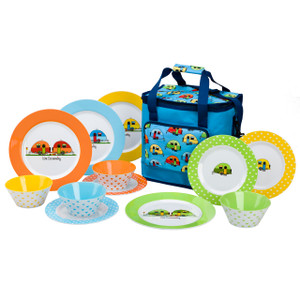 Love Caravanning 13 piece Set