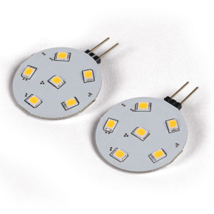 6 LED - Side Pin Fitment G4 SMD