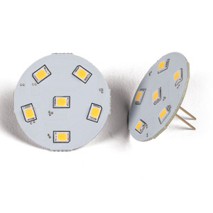 6 LED - Rear Pin Fitment G4 SMD