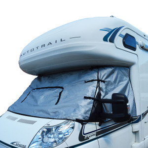 External Thermal Motorhome Blind