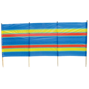 4 Pole Beach Windbreak