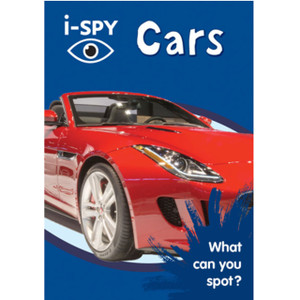 I Spy Cars Book