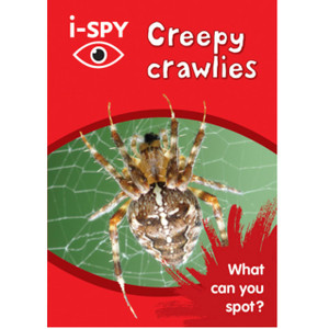 I Spy Creepy Crawlies Book