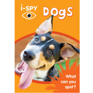 I Spy Dogs Book